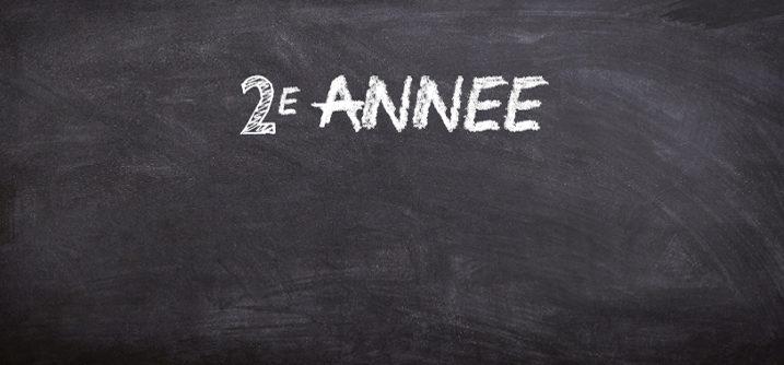 sequence pedagogique 2e annee